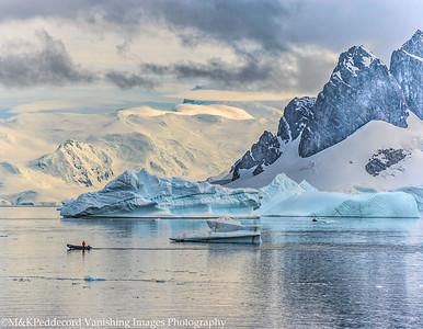 Exploring Neko Harbor Antarctica