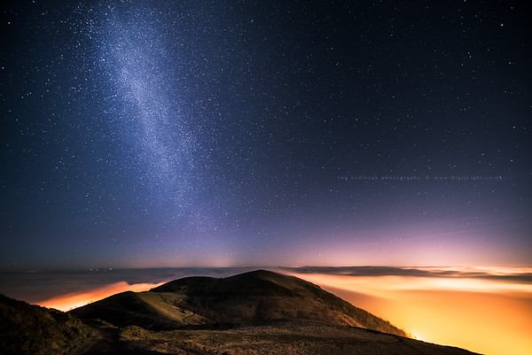 North Hill & Milkyway