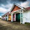 Beach hut Scarborough
