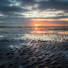 Sunrise on humberston beach