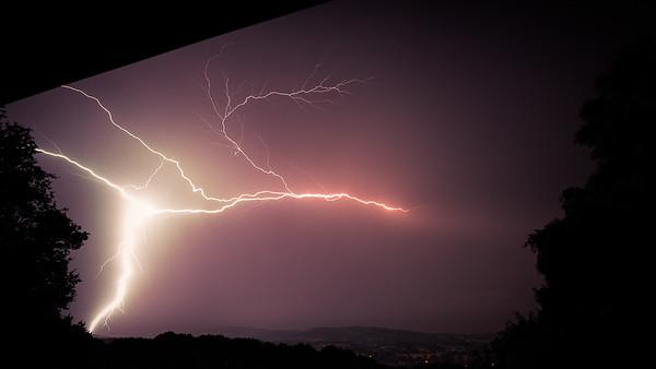 Storms & Malvern Hills
