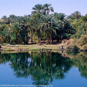 Views along the Nile