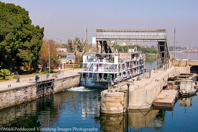 Esna lock  Nile