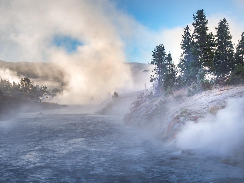 Firehole River, Yellowstone