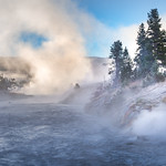 Firehole River, Yellowstone