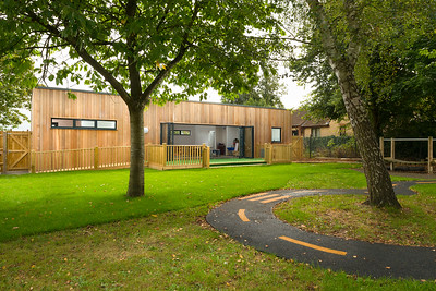 Studio13Architecture Yarnton Preschool design by Maya Ellis