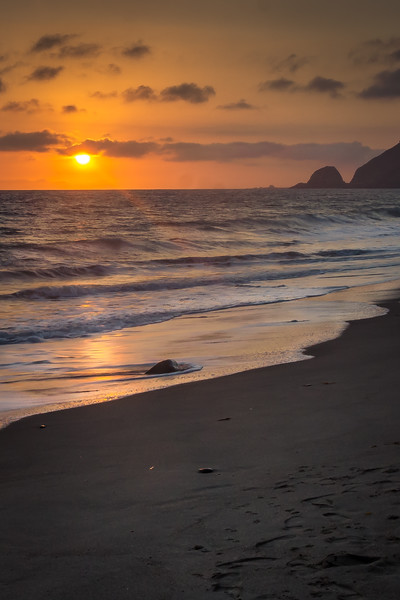 Pt. Mugu Sunset