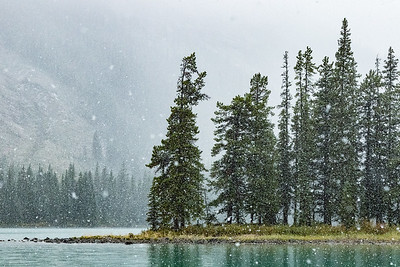 2017 Maligne Lake, Jasper National Park, Alberta, Canada