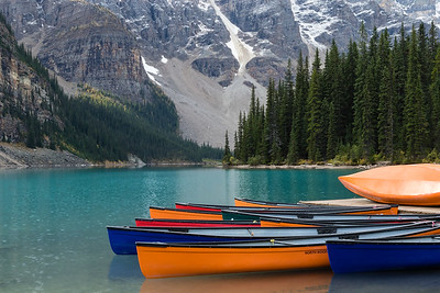 2017 Moraine Lake, Banff National Park, Alberta, Canada