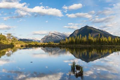 2017 Vermilion Lakes, Banff, Alberta, Canada