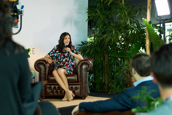 Anjali Sud TNW Chivas Venture Event in Amsterdam by Photographer Ryan Cowan