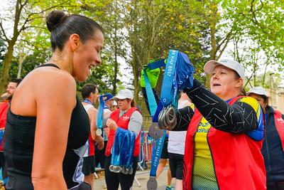 Oxford Half-Marathon Running Event Photograph by Ryan Cowan