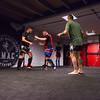 UK Muay Thai Seminar at BMAC in Banbury with John Wayne Parr. 2017