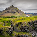 My House in Arnastapi, Iceland