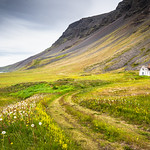 Homestead Westfjords, Iceland