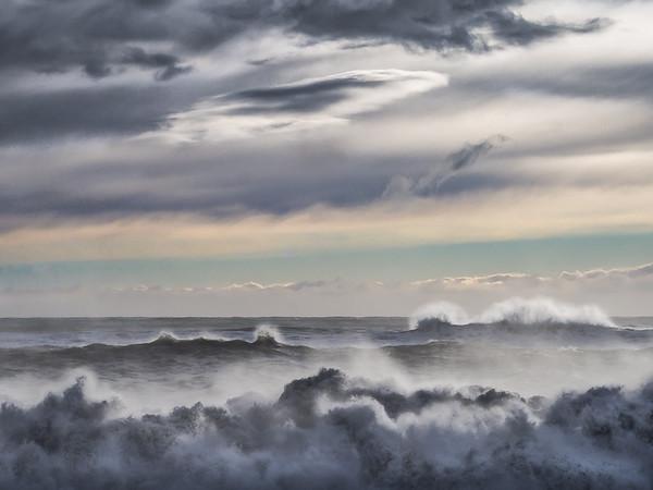 Wild Waves at Reynisfjara