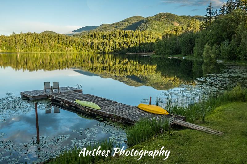 Dutch Lake Resort, Clearwater, BC, Canada