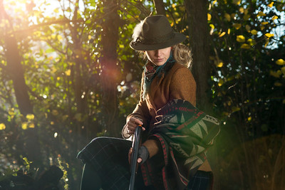 Huntress Fashion