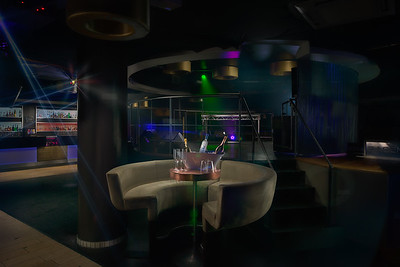 Emporium Nightclub - Oxford Interior Photography by Ryan Cowan Commercial Photography Oxfordshire