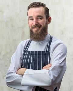 Chef : Portrait