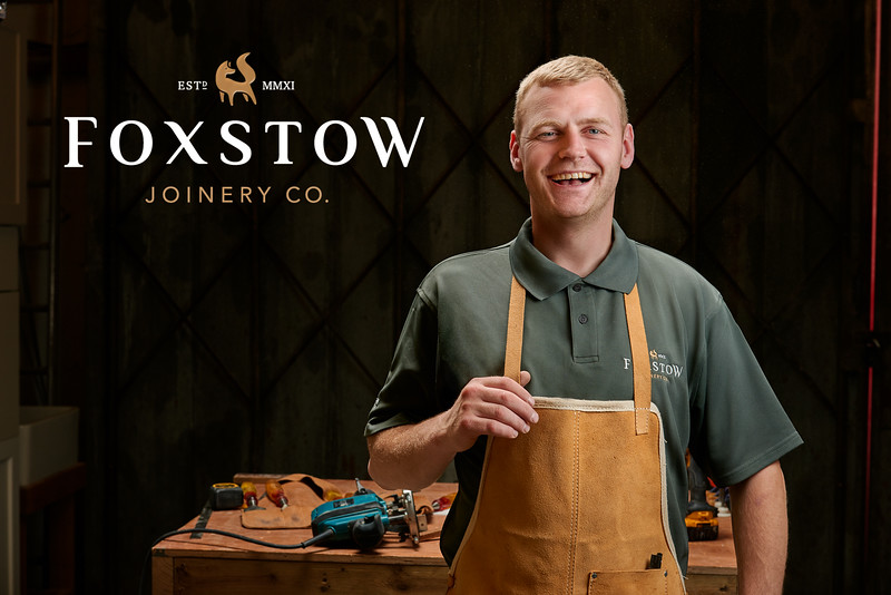 Foxstow Joinery : Happy at work