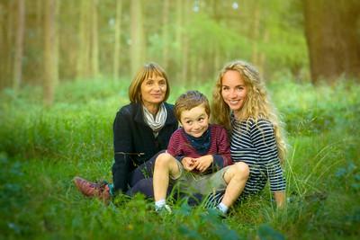 Veronica - Oxford Family Portrait