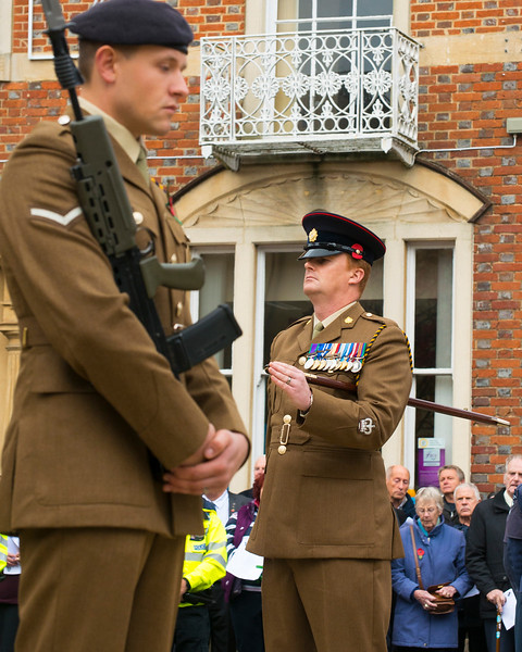 Remembrance Day - Abingdon