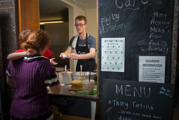 Food Surplus Cafe
