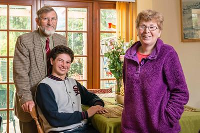 respite carers Sue Smith and David Smith