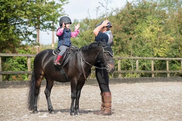 wendlebury gate riding school Amelia