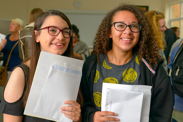 GCSE Results Day Bicester School