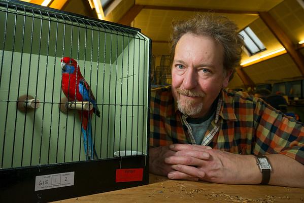 Cage bird society show