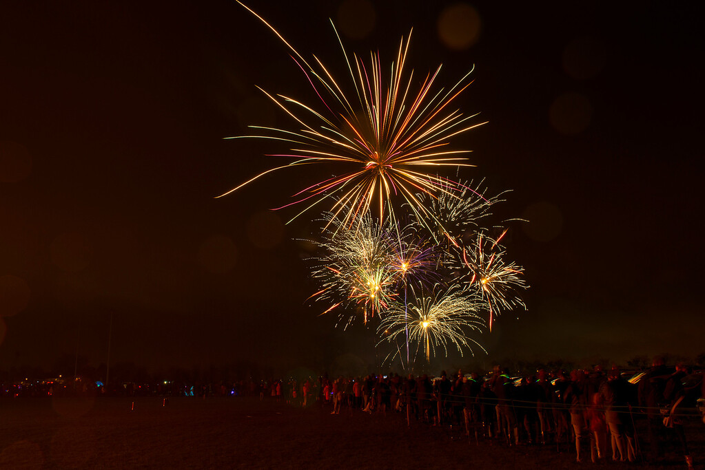 Witney RFC Fireworks