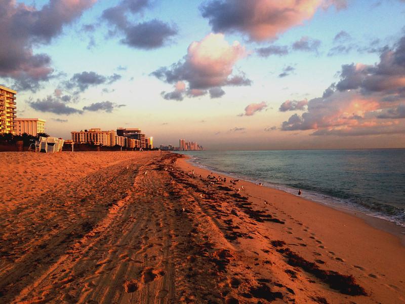 Hyper Morning Surf Side Miami  2012