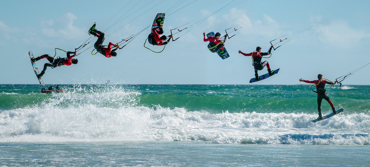 Redbull King of the Air Comp in South Africa