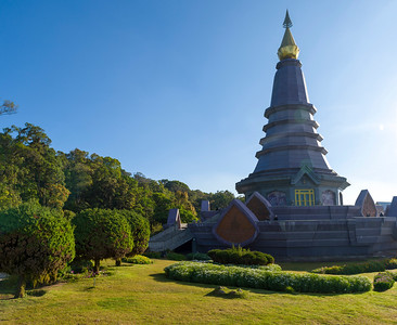 Images by Ryan Cowan. Views of and around the Temples of Doi Inthanon. the Tallest Peak of Thailand.