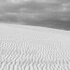 White Sands long crop© 2006 C. M. Neri. <br /> White Sands National Monument, NM<br /> WSANDB&WL