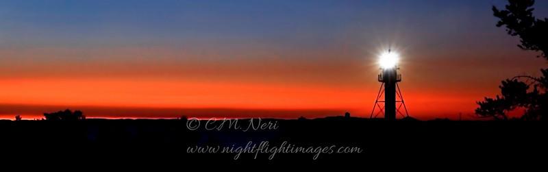 Whitefish Point sunrise © 2008 C. M. Neri Whitefish Point, MI<br /> SUNRISELONG