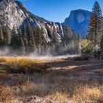 Yosemite Fall, Cook's Meadow