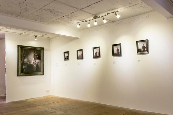Maisie Maud art exhibit