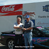Steve Boke, Gettysburg, R/U Pro ET, Coca Cola Points Race #4
