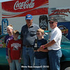 Doug Percy, Winner, SD, R/U, Sportsman, Coca Cola Points Race #4