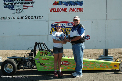 Winners Circle August 8, 2010