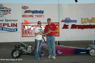 Winners Circle Sept 4, 2010