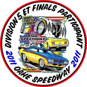 2011 Oahe Speedway ET Finals Team