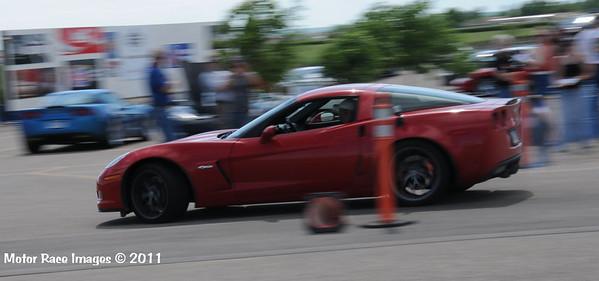 3rd Annual Dave Graves Memorial Corvette/Mustang Rally June 18, 2011