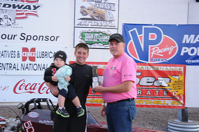 7th Annual NHRA Division 5 National Open Shootout Races September 24, 2011