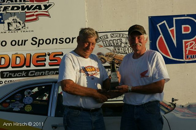 Eddies Truck Center Shootout Races July 16 2011