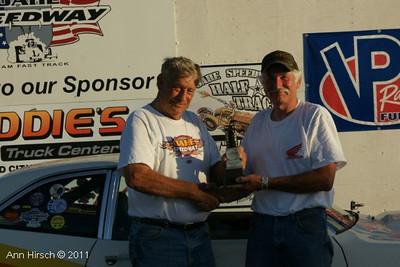 Eddies Truck Center Shootout Races July 16 2011