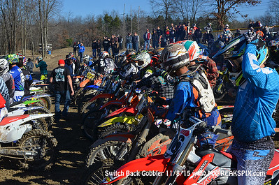 Switch Back Gobbler Gallery TWO  11/8/15